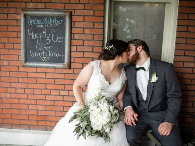 Andrew and Amber's Wedding in Quincy, Missouri 2