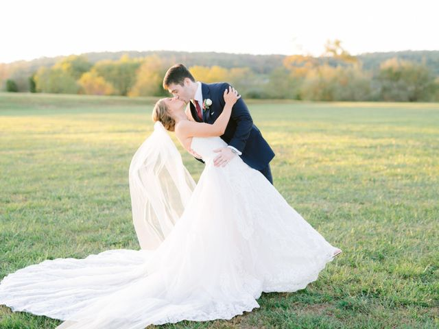 The wedding of Jessica and Tyler