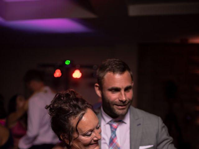 Josh and Caleigh's Wedding in Granville, Ohio 4