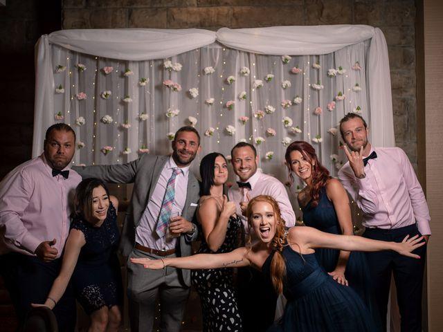 Josh and Caleigh's Wedding in Granville, Ohio 6