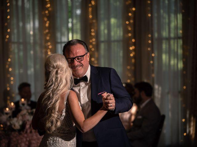 Josh and Caleigh's Wedding in Granville, Ohio 10