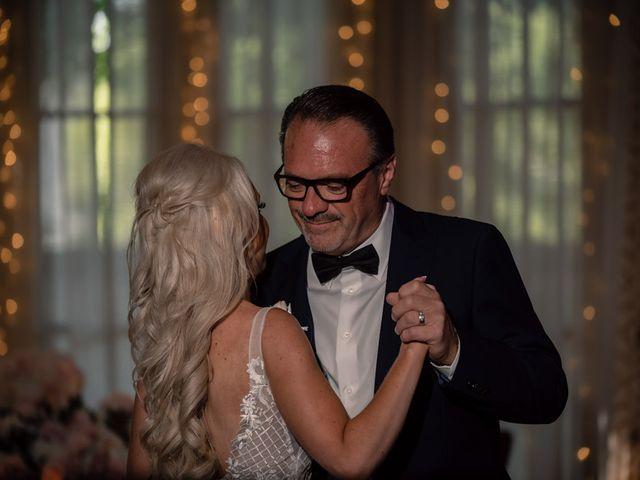 Josh and Caleigh's Wedding in Granville, Ohio 11