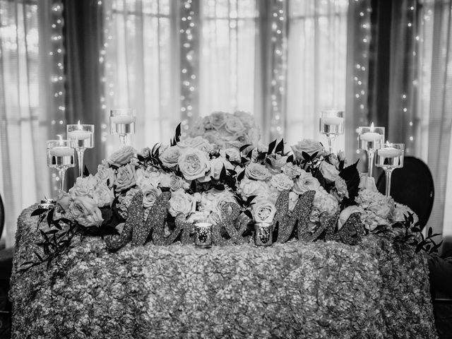 Josh and Caleigh's Wedding in Granville, Ohio 17