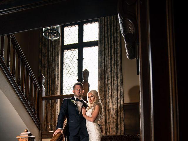 Josh and Caleigh's Wedding in Granville, Ohio 22