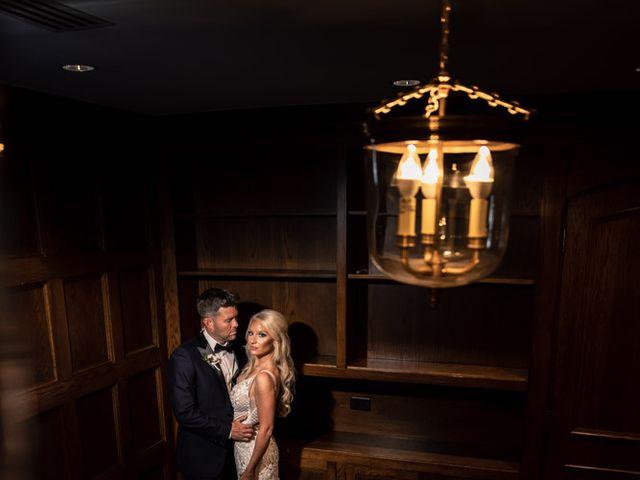 Josh and Caleigh's Wedding in Granville, Ohio 23