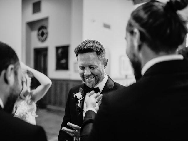 Josh and Caleigh's Wedding in Granville, Ohio 31