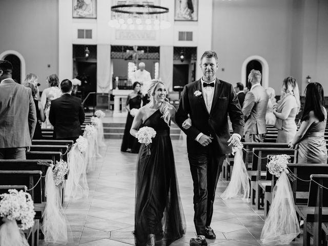 Josh and Caleigh's Wedding in Granville, Ohio 32