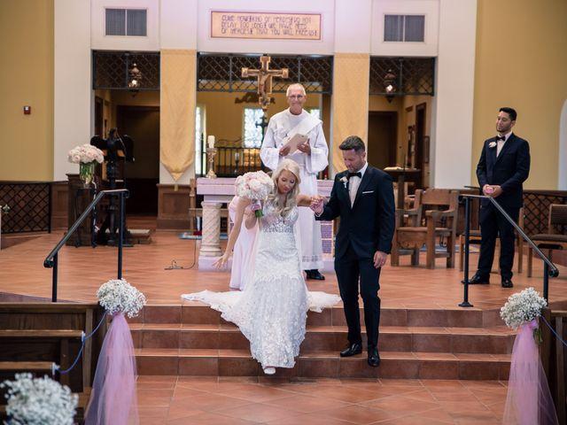 Josh and Caleigh's Wedding in Granville, Ohio 33