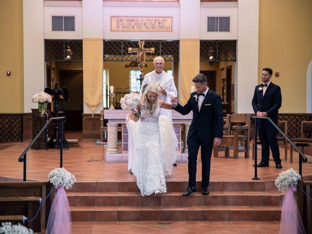Josh and Caleigh's Wedding in Granville, Ohio 34