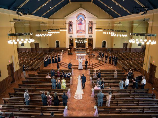 Josh and Caleigh's Wedding in Granville, Ohio 35