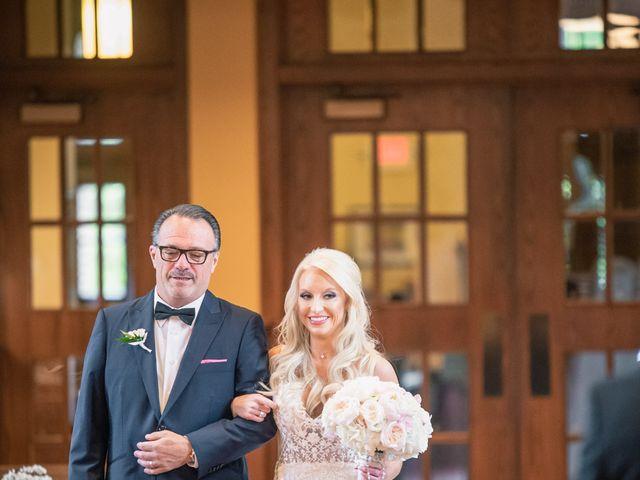 Josh and Caleigh's Wedding in Granville, Ohio 36