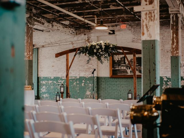 Kyle and Olivia's Wedding in Detroit, Michigan 8