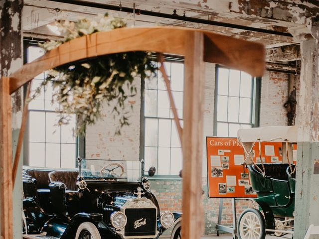 Kyle and Olivia's Wedding in Detroit, Michigan 9
