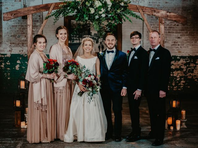 Kyle and Olivia's Wedding in Detroit, Michigan 13