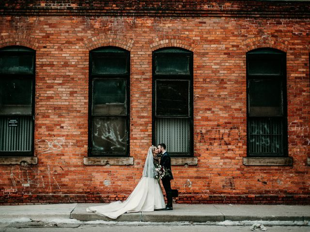 Kyle and Olivia's Wedding in Detroit, Michigan 24