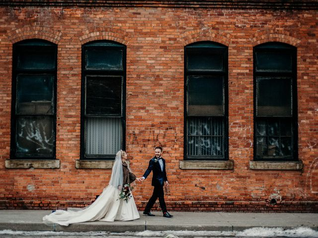 Kyle and Olivia's Wedding in Detroit, Michigan 25