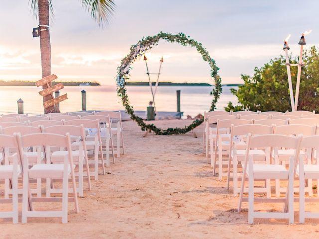 Austin and Kristen's Wedding in Marathon, Florida 1