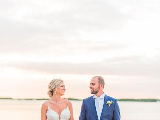 Austin and Kristen's Wedding in Marathon, Florida 10