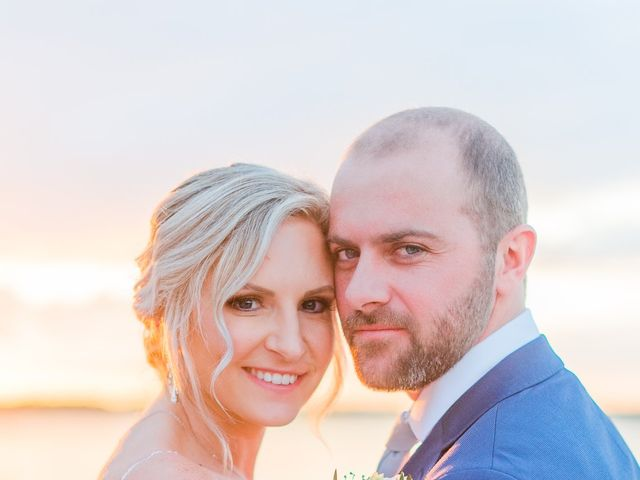 Austin and Kristen's Wedding in Marathon, Florida 13
