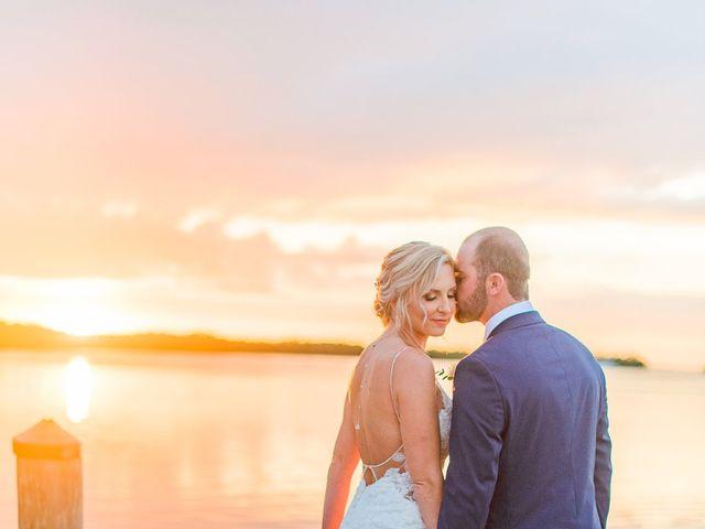Austin and Kristen's Wedding in Marathon, Florida 14