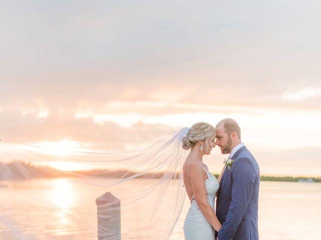 Austin and Kristen's Wedding in Marathon, Florida 16