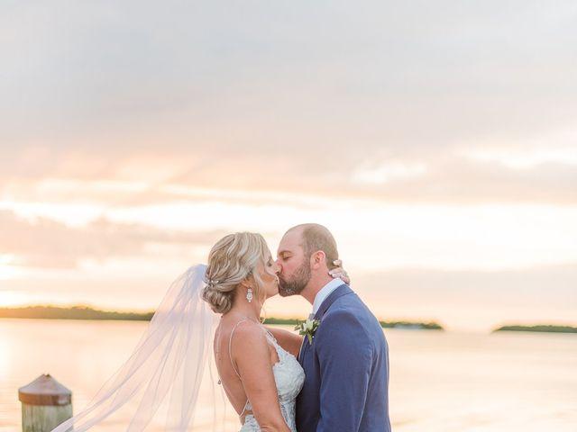 Austin and Kristen's Wedding in Marathon, Florida 17