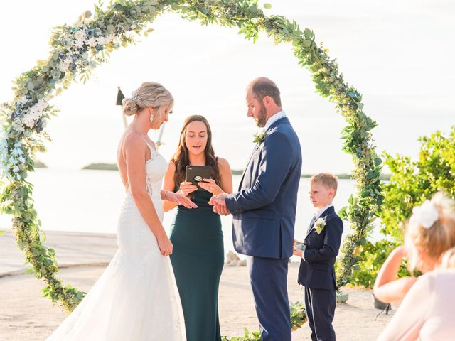 Austin and Kristen's Wedding in Marathon, Florida 22