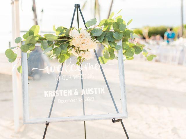 Austin and Kristen's Wedding in Marathon, Florida 24