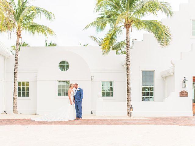 Austin and Kristen's Wedding in Marathon, Florida 28