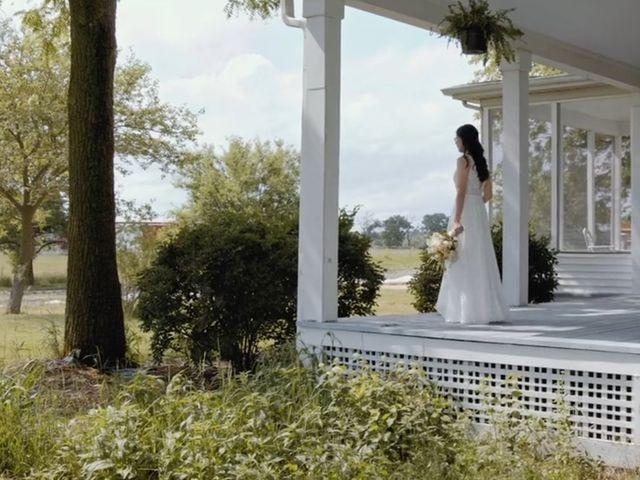 Tiffany and Dennis's Wedding in Battle Creek, Michigan 3