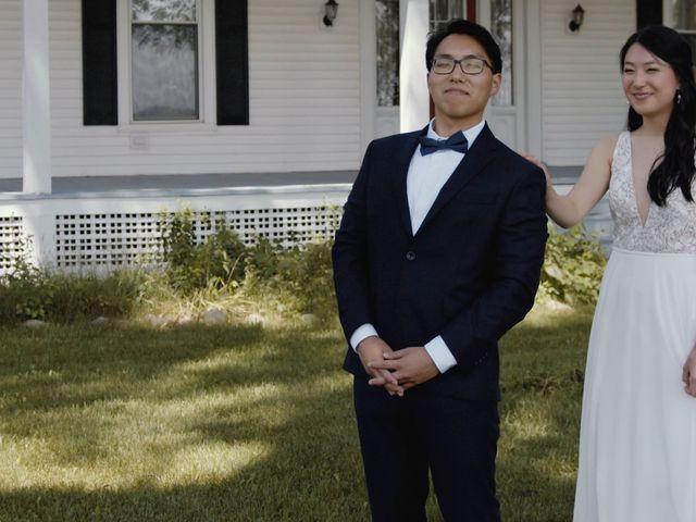 Tiffany and Dennis's Wedding in Battle Creek, Michigan 5