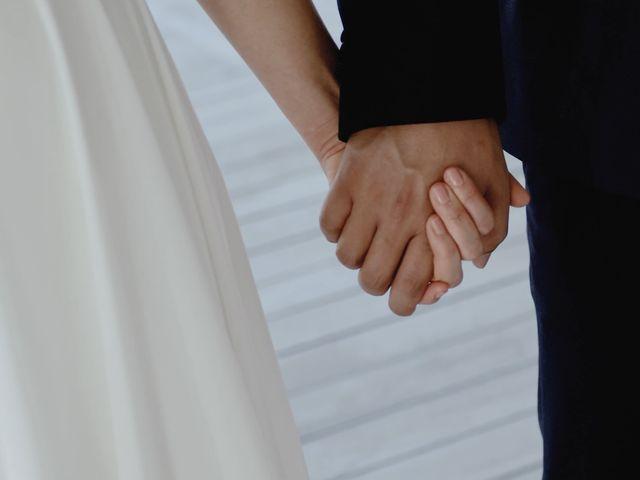 Tiffany and Dennis's Wedding in Battle Creek, Michigan 6