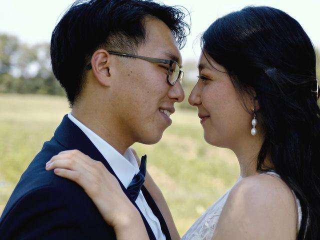 Tiffany and Dennis's Wedding in Battle Creek, Michigan 7