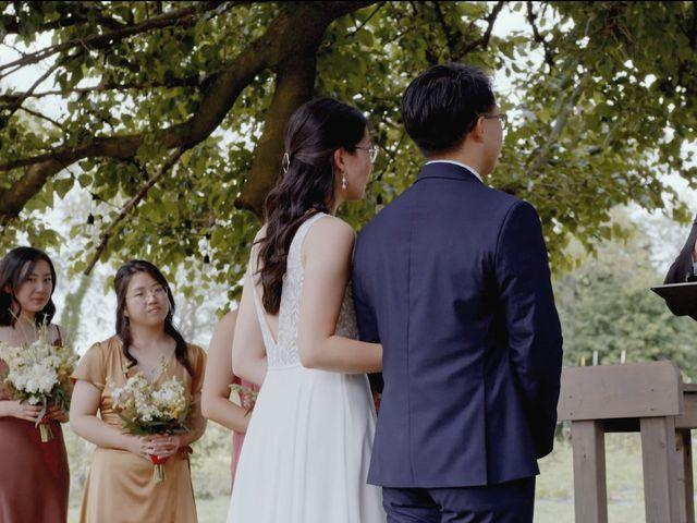 Tiffany and Dennis's Wedding in Battle Creek, Michigan 8