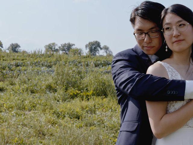 Tiffany and Dennis's Wedding in Battle Creek, Michigan 9
