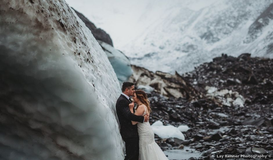 Jordan and Amber's Wedding in Anchorage, Alaska