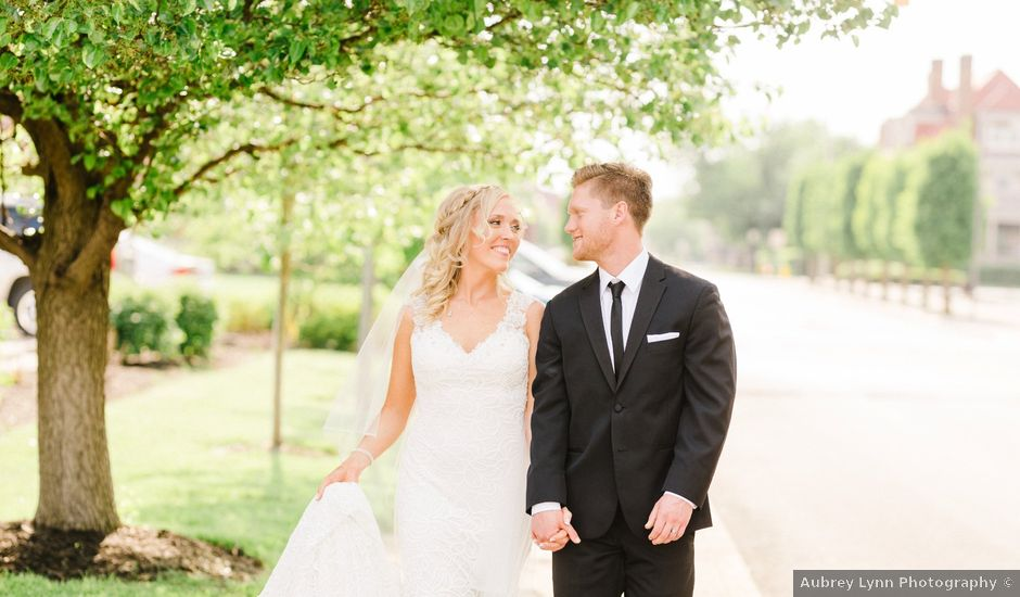 Liza and Brandon's Wedding in Muncie, Indiana