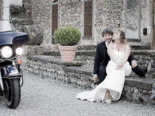 The wedding of Cristina and Lori