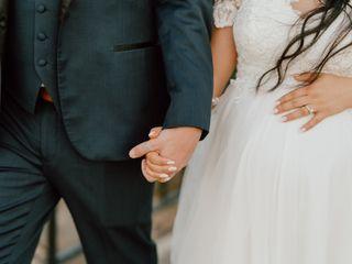 The wedding of Sabrina and Jesse 2