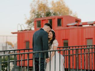 The wedding of Sabrina and Jesse 3
