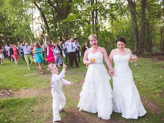 Valerie and Amy's Wedding in Orefield, Pennsylvania 14