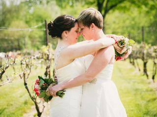 Valerie and Amy's Wedding in Orefield, Pennsylvania 15