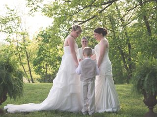 Valerie and Amy's Wedding in Orefield, Pennsylvania 10