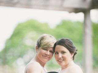 Valerie and Amy's Wedding in Orefield, Pennsylvania 16