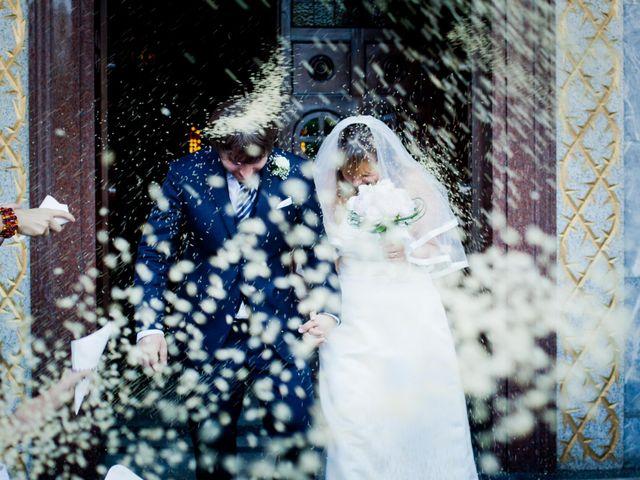 Lori and Cristina's Wedding in Milan, Italy 5
