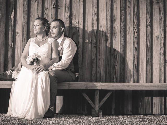 The wedding of Nicole and Ben