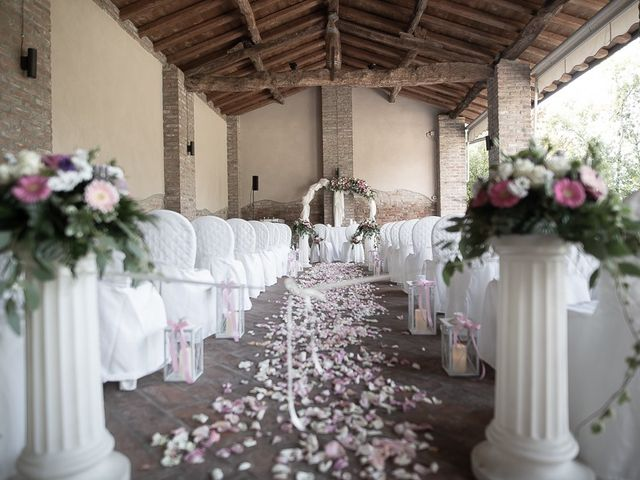 Cissie and Bei's Wedding in Brescia, Italy 5
