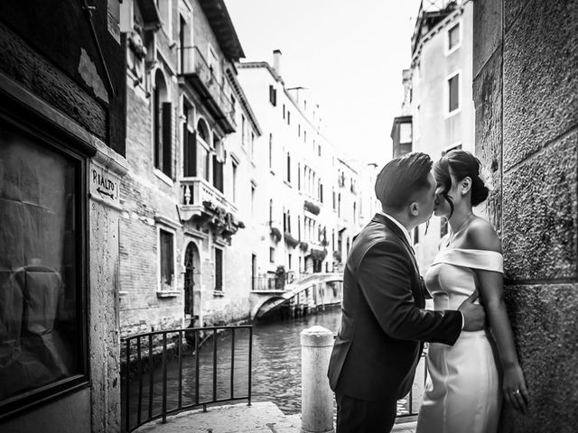 Cissie and Bei's Wedding in Brescia, Italy 10