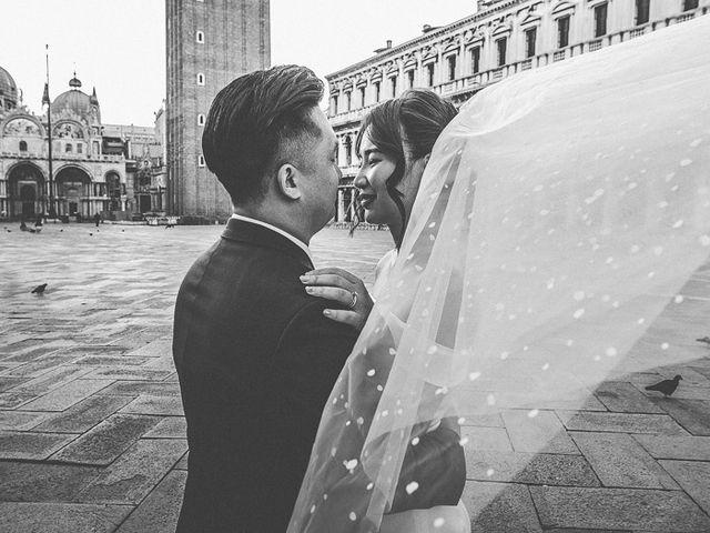 Cissie and Bei's Wedding in Brescia, Italy 12