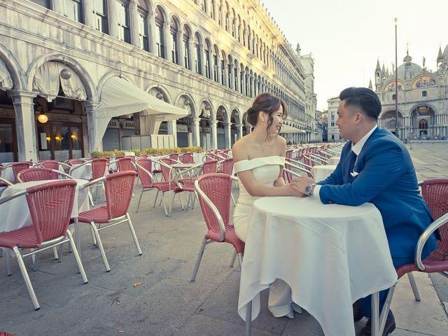 Cissie and Bei's Wedding in Brescia, Italy 13